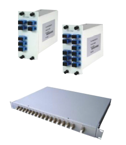 Optic Fiber DWDM OADM Module for DWDM System pictures & photos