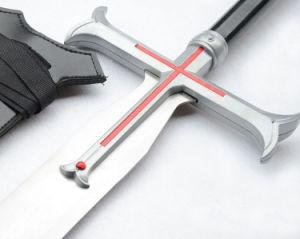 Replica Anime Sword Art Online Cosplay Sword pictures & photos