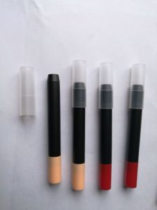 Round Plastic Sharpener Concealer Pencil Packaging pictures & photos