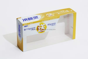 Fashionable Hotsell Packaging Box for Hair Extension pictures & photos