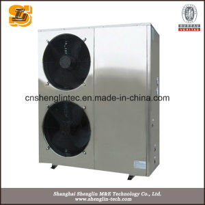 High Cop Low Temperature Evi Air Source Heat Pump pictures & photos