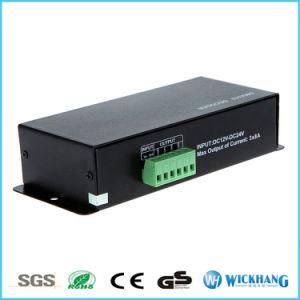 DC 12V-24V 4CH RGBW DMX 512 Decoder LED Control for RGB 5050 LED Strip Light pictures & photos