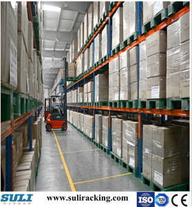 Stainless Steel Pallet Shelf Racking for Factory Storage pictures & photos