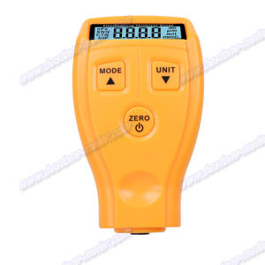 Mini Coating Thickness Gauge with Built-in F&NF Probe Be200 pictures & photos