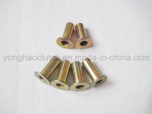 M12 Tubular Brake Lining Rivets DIN7338c