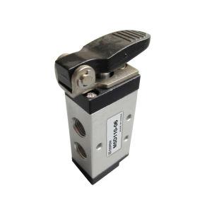 M5b110-06 2 Position 5 Port M5 Manual Mechanical Valve pictures & photos