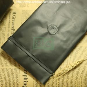 Side Guseet Foil Coffee Bag with Valve Tin Tie pictures & photos