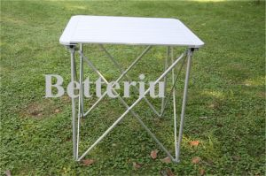 Folding Outdoor Aluminum Alloy Table pictures & photos
