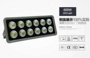 Hot Sale 600W White LED Spotlamp/LED Plaza Light/Lawn Light/Square Light/Warehouse Light/Hotel Light/Park Light/Garden Light LED Flood Light pictures & photos
