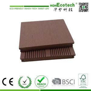 WPC Outdoor Flooring Wood Plastic Composite Decking for Garden pictures & photos