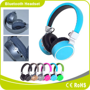 Fashion Bluetooth Stereo Headset with Microphone and FM Radio pictures & photos