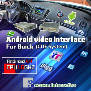 Android Navigation Interface for Buick Regal, Lacrosse, Enclave pictures & photos