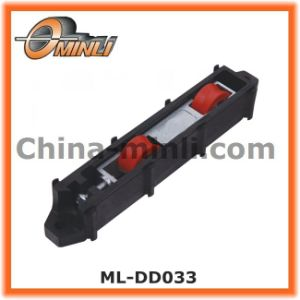 Plastic Bracket Double Pulley with Wings (ML-DD033) pictures & photos