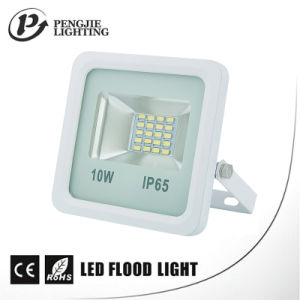 10W LED Square Floodlight for Outdoor with Ce RoHS SAA pictures & photos