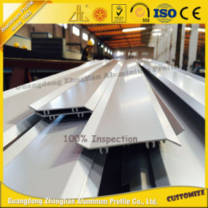 Customized Extruded Aluminium Guide Channel/Rail for Rolling Shutter pictures & photos