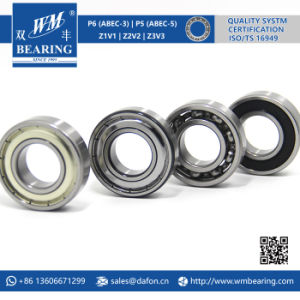 6004 Zz 2RS High Speed Spindle Radial Ball Bearing pictures & photos