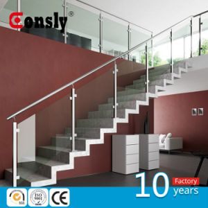 High Quality Interior Glass Railing Handrail Staircase pictures & photos