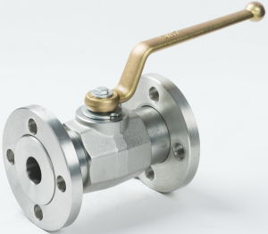 Carbon Steel Flange Type Hydraulic Ball Valve pictures & photos