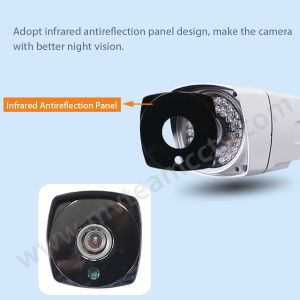 Waterproof 720p 1024p 1080P 3MP CCTV Camera with Ar Panel (MVT-AH12) pictures & photos