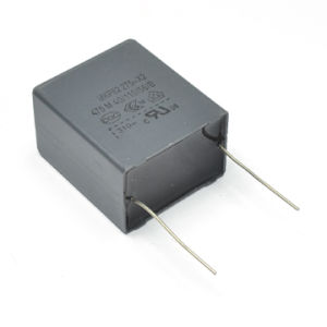 Interference Suppression Capacitor MKP-X2 300VAC Tmcf19 pictures & photos