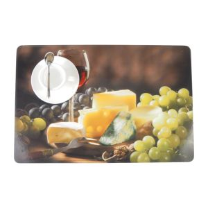 Cork MDF Placemat for Home & Restaurant pictures & photos