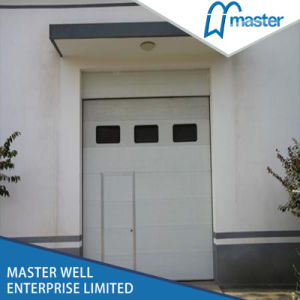 Good Quality Sectional Industrial Door/ Remote Control Workshop Industrial Door pictures & photos
