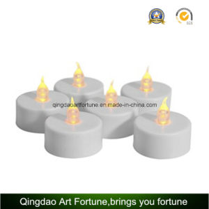 Flameless LED Real Wax Candle with Remote Control Ce, RoHS pictures & photos