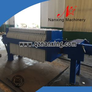 Hydraulic Chamber Plate Sewage Filter Press pictures & photos