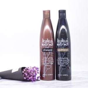 Kukui Extract Luxrious Hydrating Hair Shampoo pictures & photos