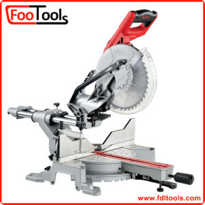 10′′ 255mm Double Bevel Sliding Miter Saw (220380) pictures & photos