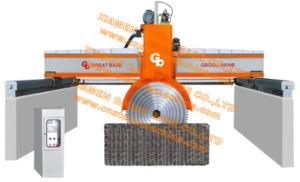 GBQQJ-2500B Hydraulic Stone Cutting Machine pictures & photos