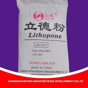 Wholesale From China White Powder Lithopone for Rubber pictures & photos