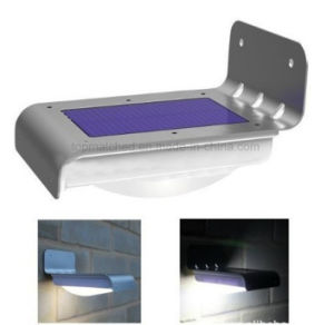 2017 New Solar Motion Sensor Light Solar LED Wall Light for Outdoor pictures & photos
