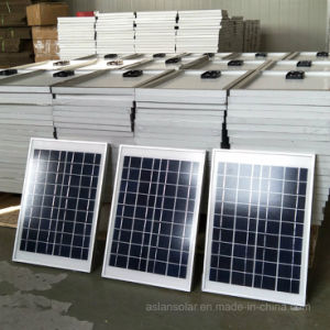 156X156 Poly Solar Cells Thin Film Solar Cells pictures & photos