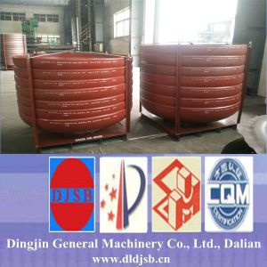 The Elliptical Head by Cold Forming for Oil Storage Tank End Cap pictures & photos