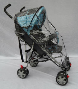 Lightweight Baby Umbrella Stroller with Rain Coat (CA-BB260B) pictures & photos