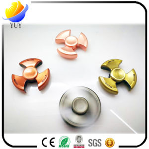 Metal Alloy Fidget Hand Toys Finger Spinner and Decompression Toys pictures & photos