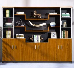 Professional Manufacturer Bookcase File Cabinet Office Furniture (HX-6M271) pictures & photos