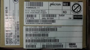 Nand512W3a2sn6e IC Flash Micron Technology Inc Memory IC Flash 512mbit 48tsop pictures & photos