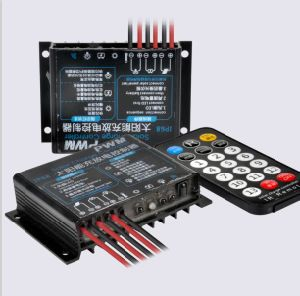 Jyins 12V/24V 5A/10A/15A/20A Automatic PWM Solar Charge Controller pictures & photos