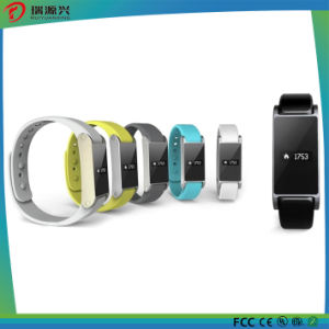 New Custom Fitness Sport Silicon USB Bluetooth Smart Bracelet pictures & photos