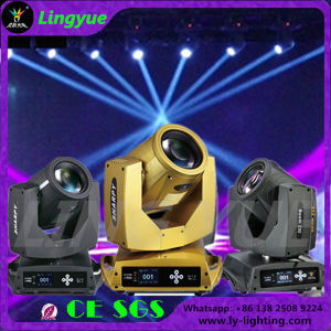 Night Club DJ Light Stage 230W Moving Head Beam 7r pictures & photos