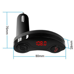 Car Audio with FM Transmitter MP3 Player with Bluetooth Capability pictures & photos