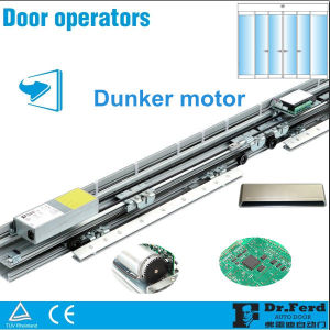 Telescopic Door Operator with 2 or 3 Panel Sliding pictures & photos