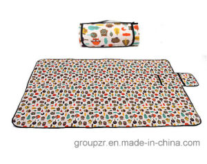 Surface Cotton with Pattern Camping Mat pictures & photos