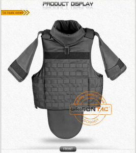 Kevlar Ballistic Vest with Full-Protection/Could Be with Ballistic Plates pictures & photos