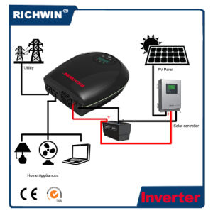 2400va Auto Inverters Sine Wave Home Use DC Power Inverter pictures & photos