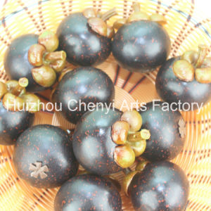 High Simulation of Mangosteen Artificial Fruit pictures & photos