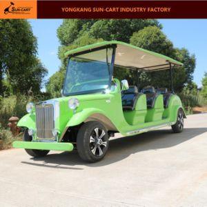 8 Passenger Electric Vintage Vehicle (Utility car) pictures & photos