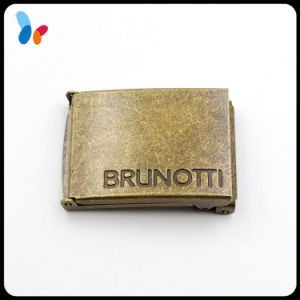 Bronze Plating Metal Zinc Alloy Clip Buckle pictures & photos
